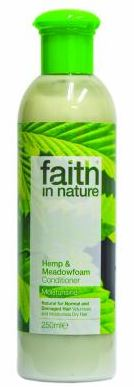 Faith in Nature Kender és Tajtékvirág Kondicionáló 250ml