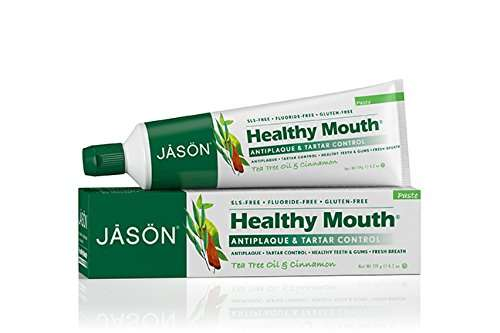 Jasön healthy mouth fogkrém 125g