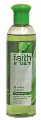 Faith in Nature Bio Aloe Vera Sampon 250ml