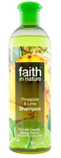 Faith in Nature Ananász és Lime Sampon 250ml