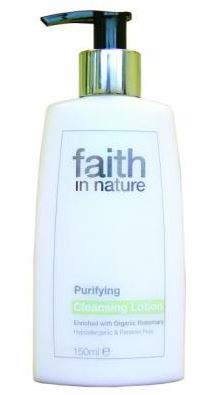Faith in Nature Arctisztító tej 150ml