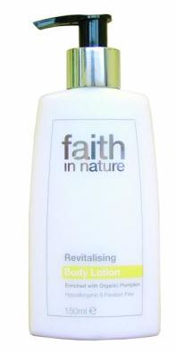 Faith in Nature Vitalizáló Testápoló 150ml