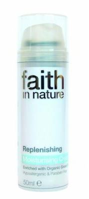 Faith in Nature Lágy hidratáló krém 50ml