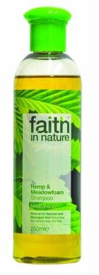 Faith in Nature Kender és Tajtékvirág Sampon 250ml